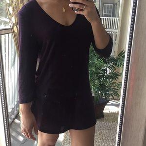 Tops - Sleeve Tunic/Dress